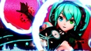 Sweet Devil -Σ- / REOL feat. Kradness / EX project 初音ミク Project DIVA Future Tone