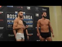 Bellator Kickboxing : Giorgio Petrosyan vs Chingiz Allazov face to face