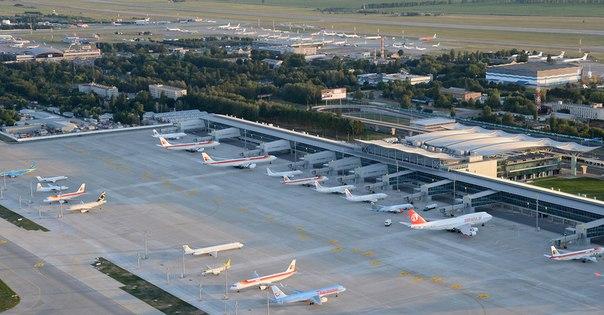 Заказать трансфер из Днепропетровска в аэропорт Борисполь