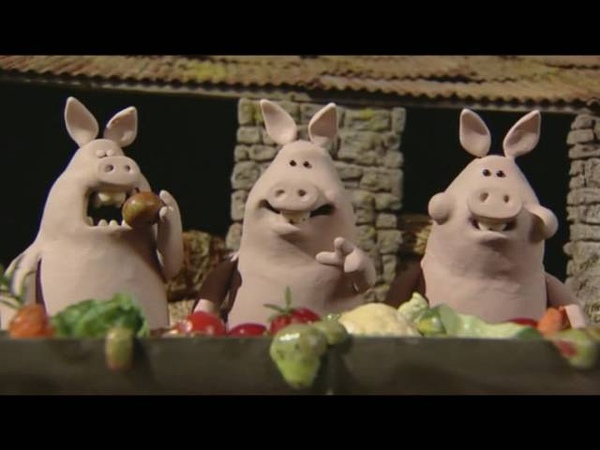 Барашек Шон S1E23 - Икота / Shaun the Sheep - Hiccups