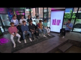 180622 NCT 127 Interview @ BUILD Series