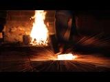 Рождение инструмента. Часть III. Изготовление ножа из дамасской стали
