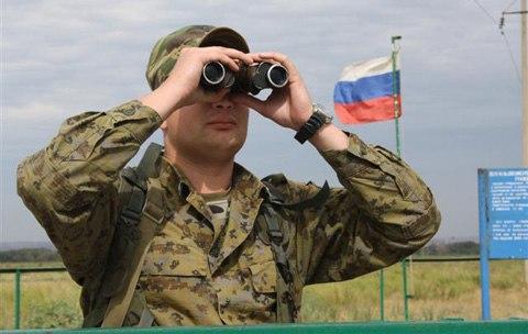 Владимир Путин приказал пограничникам Ростовской области усилить охрану государственной границы