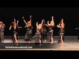 Suhaila Dance Company, San Francisco Ethnic Dance Festival Audition Jan 2011 12