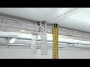 потолок из гипсокартона, очередность монтажа, все секреты. Plasterboard ceiling.