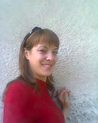 Маша Сеньків, 27 сентября 1984, Нижний Новгород, id223647745