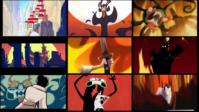 Samurai Jack - Back to the past.And Make this Right