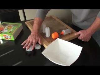 Набор для фигурной нарезки фруктов (карвинга) POP CHEF