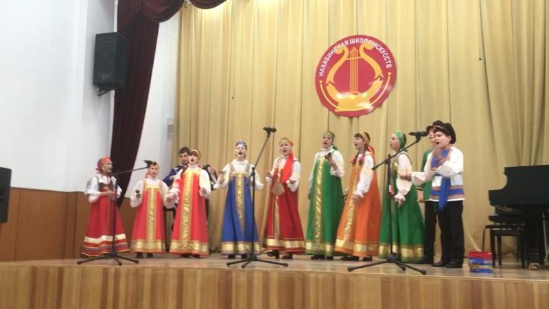 Народный хор «Иван да Марья»