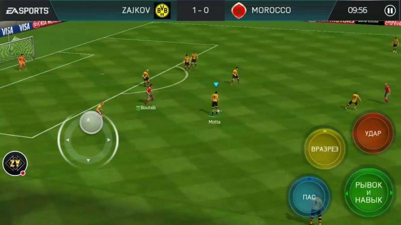 [ZAJKOV PLEY] FIFA Mobile.СУПЕР БАГ! ИГРАЮ ОСНОВНЫМ СОСТАВОМ НА ЧЕМПИОНАТЕ МИРА!