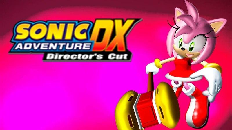 Sonic Adventure DX   Amy