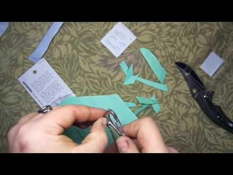 Камуфляжно зеленый Sanrenmu 7053LUC GVP G10 Складной нож