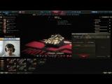 Легкие танки во взводе #5. ТоТ СаМый CEZAR. World of Tanks.