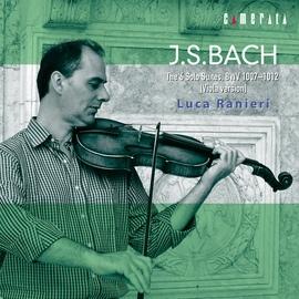 Johann Sebastian Bach альбом J.S.Bach: The 6 Solo Suites, BWV 1007-1012 [Viola version]