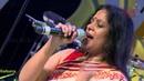 Vedam Anuvanuvuna Nadam song by M D Pallavi Ajay Warriar @ 53rd Bengaluru Ganesh Utsava..