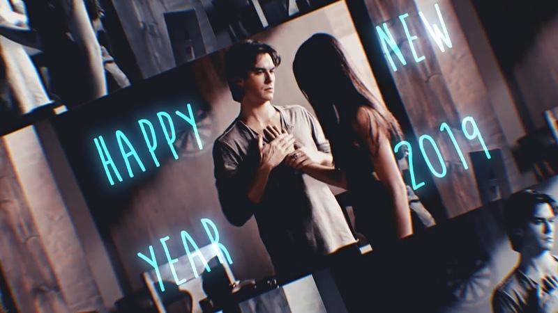 Delena x Stelena II Thousand Miles [HAPPY NEW YEAR]