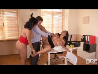 Sheila ortega, kesha ortega twins  [anal porno,sex,gape,глубокий анал,жесткий анальный , new porn 2018] 18+ 1080 hd