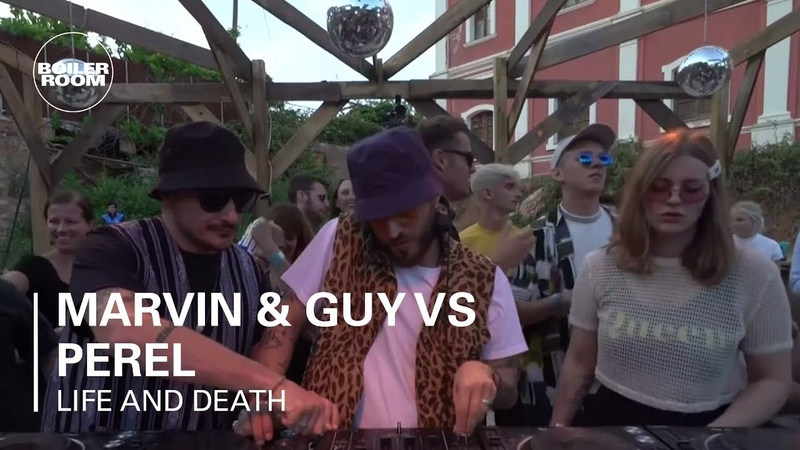 Marvin Guy vs Perel | Boiler Room x Life and Death Barcelona