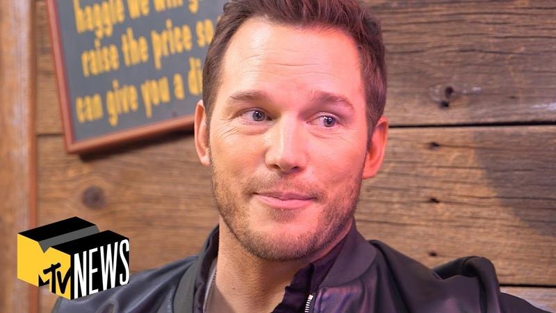 Chris Pratt on Lego Movie 2, Avengers Endgame More | The Big Picture | MTV News