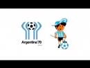 25.06.1978 FIFA World Cup Argentina™ Final