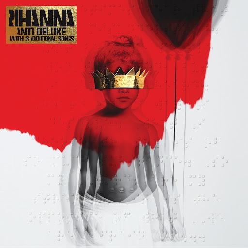 Rihanna album ANTI (Deluxe)