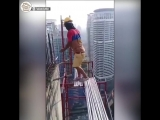 Высотные строительные работы