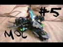 LEGO HERO Factory MOC #5 Звездолёт Штормера