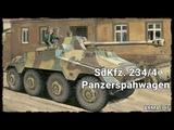 На Panzerspahwagen в городском бою против Т-34. Red Bear Iron Front ArmA 3