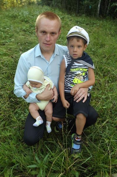 Егор Игушев, 14 августа , Корткерос, id84357432