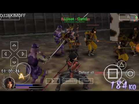 Samurai Warriors on Hard Free Mode