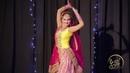 Белова Елена Индийский танец. Концерт Чарующий восток 2018