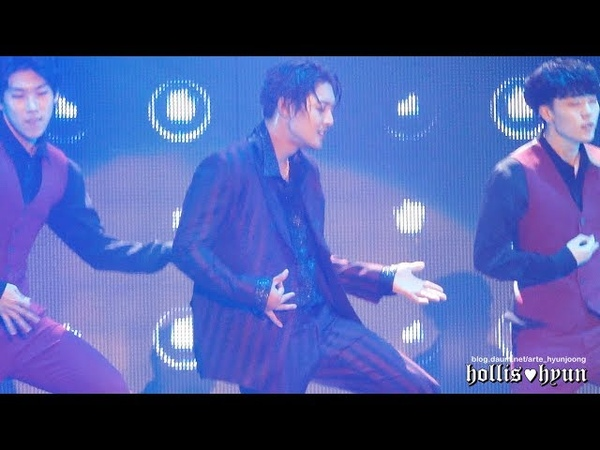 171225 X-mas Party with Kimhyunjoong 김현중 - GENTLEMAN @ HAZE in seoul