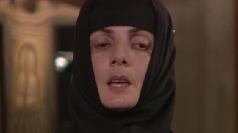 სამთავროს დედები იავნანა — Грузинская «Колыбельная» в исполнении монахинь монастыря Самтавро