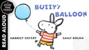 Buzzy's Balloon by Harriet Ziefert Read Aloud Storybook for Children