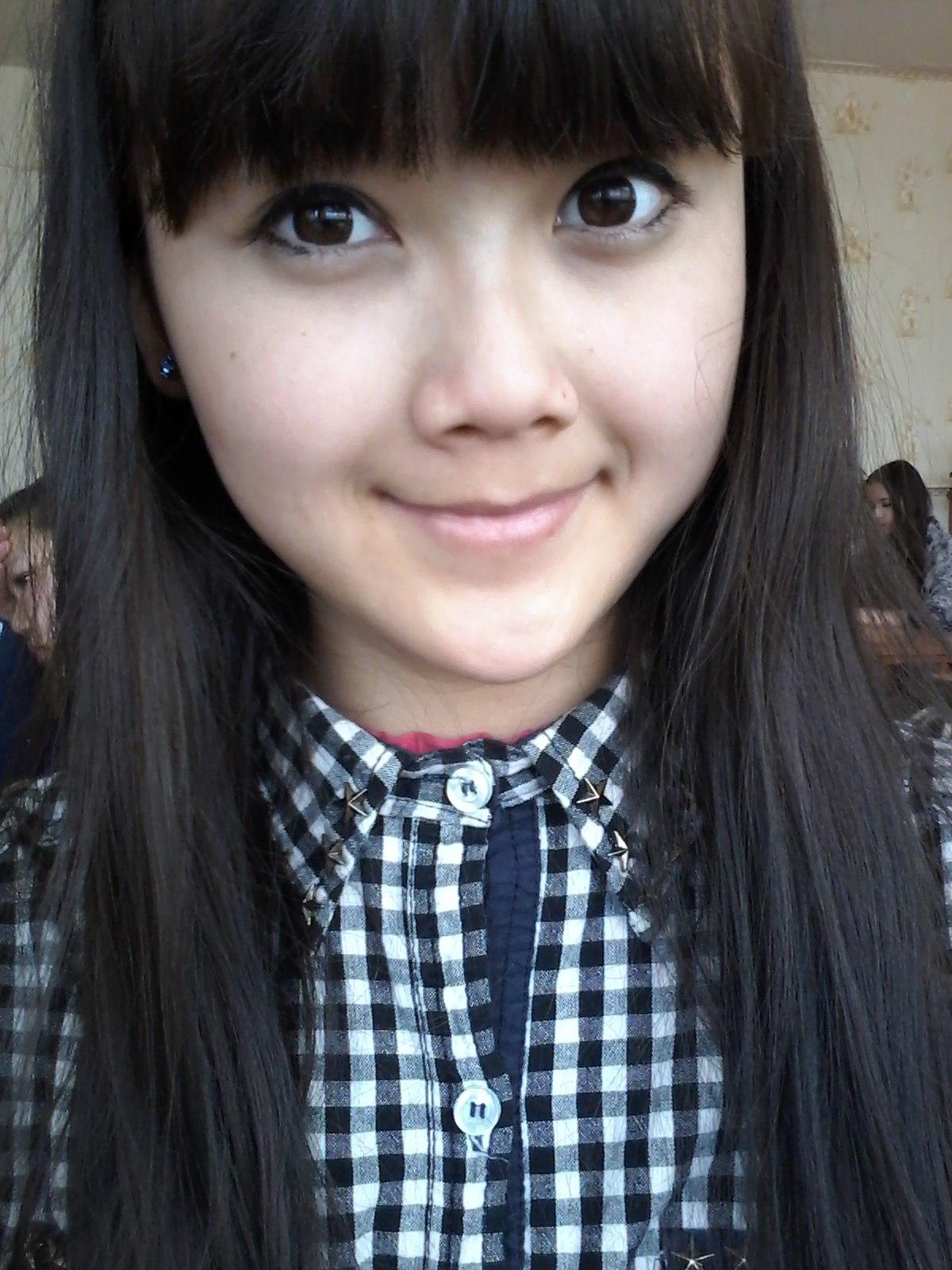 Фото красивых девушек казашек 18 25 фотография