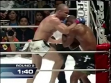 Vanderlei Silva vs Rampage Jackson