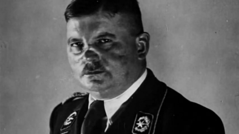 Обыкновенный фашизм - (докум. фильм, реж. Михаил Ромм, СССР, 1965). Часть 1