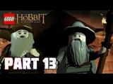 MERINDING !!! Gandalf Melawan Arwah Penasaran - Lego The Hobbit