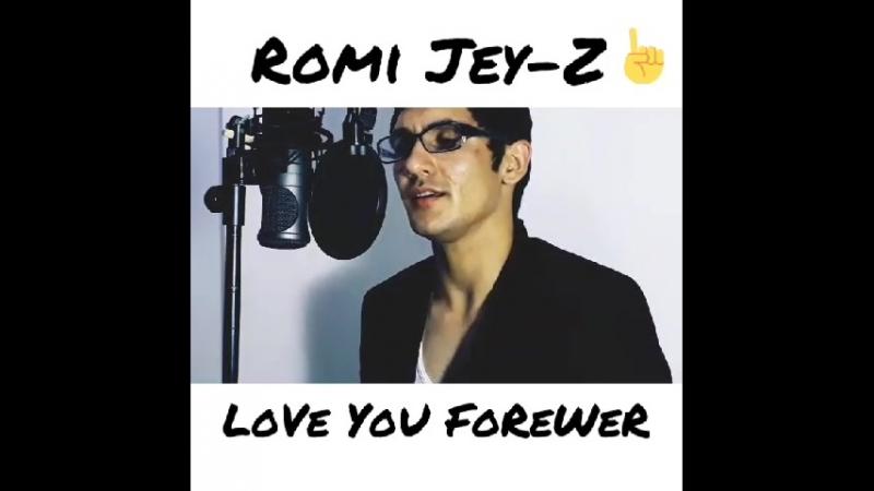 ( LeaRence ReC. ) Romi-Jeyz Love you Foreva