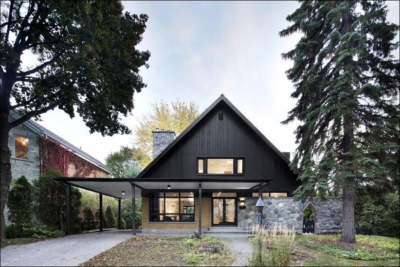Резиденция Closse от студии _naturehumaine.