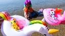 Литл Пони превратились в русалок. Мультики для детей