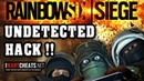 🔵UNSTOPPABLE Rainbow Six Siege Hack 🎯 Aimbot⚡Wallhack ESP BattlEye Bypass ⚡FREE DOWNLOAD