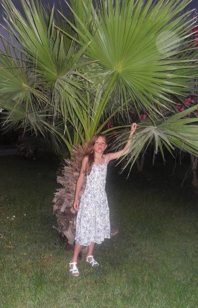 Анна Семкина, 2 октября , Москва, id227439577