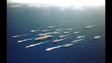A 2ND COALITION ARMADA SPOTTED ADVANCING ON SOUTH AMERICA(!) 40+ VESSELS SURROUNDING VENEZUELA(!)
