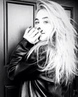 Laurie Heaps on Instagram Flippin over this hair AND this girl 🖤 @sabrinacarpenter""