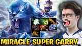 Miracle Mirana This is How you Carry the Game Dota 2