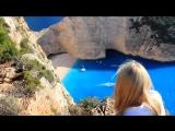 Шими-шими-я или лазурное греческое лето