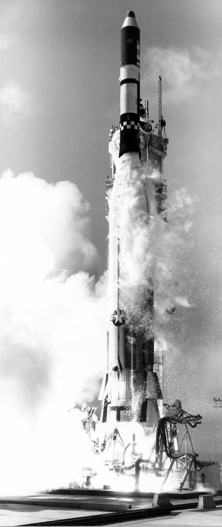 Опубликован снимок Бреста, снятый со спутника KH-7 Gambit (60-е годы)