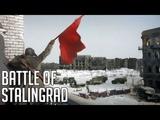 Battle of Stalingrad 1942 - 1943 HD Colour
