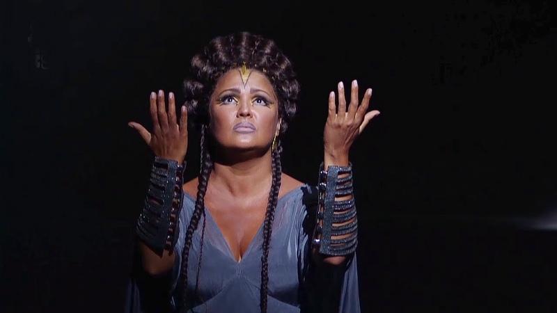 Anna Netrebko✮♫ Numi, pietà del mio soffrir!/aus 'Aida' von G.Verdi